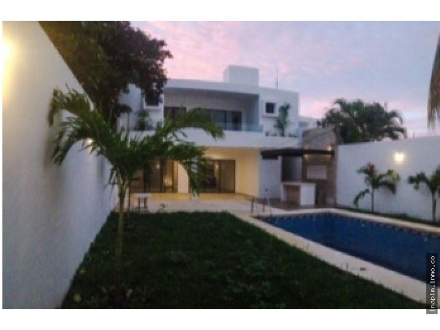 casa con piscina en venta en montes de ame