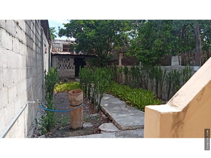 casa en centro san cristobal