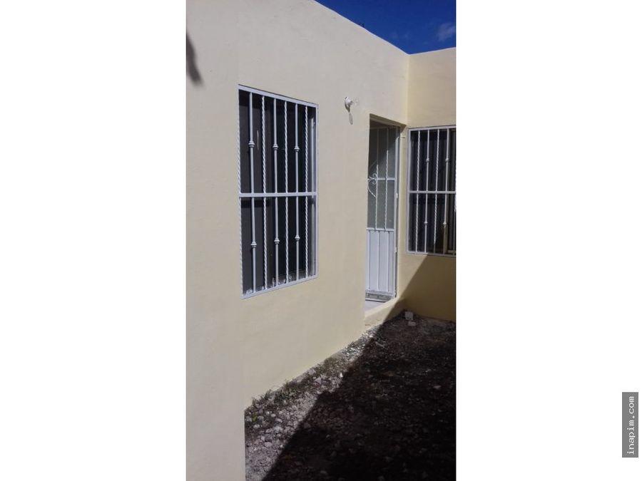 casa en venta en terranova chuburna