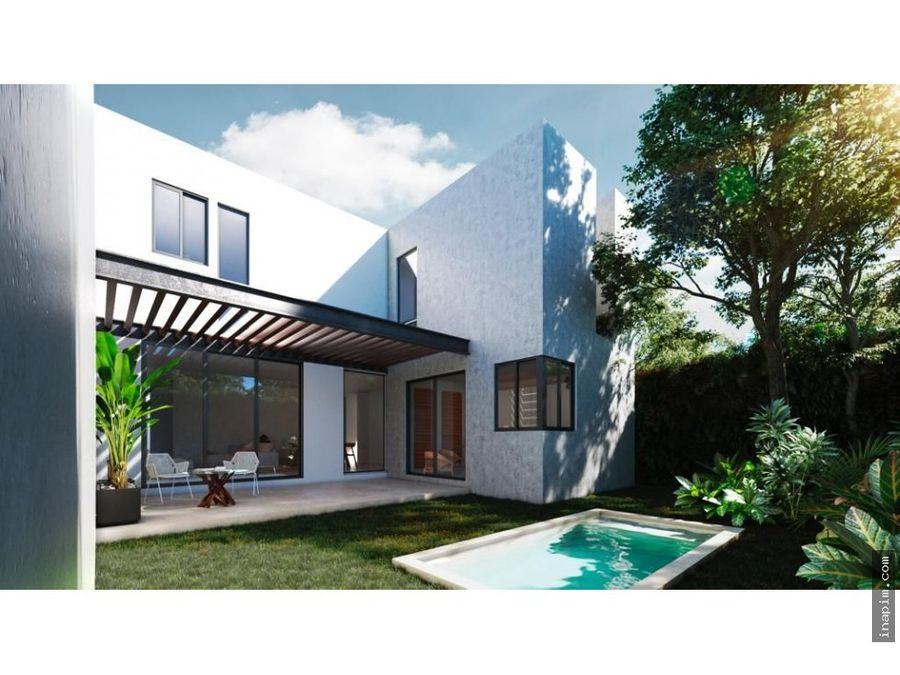 casa en privada zelena