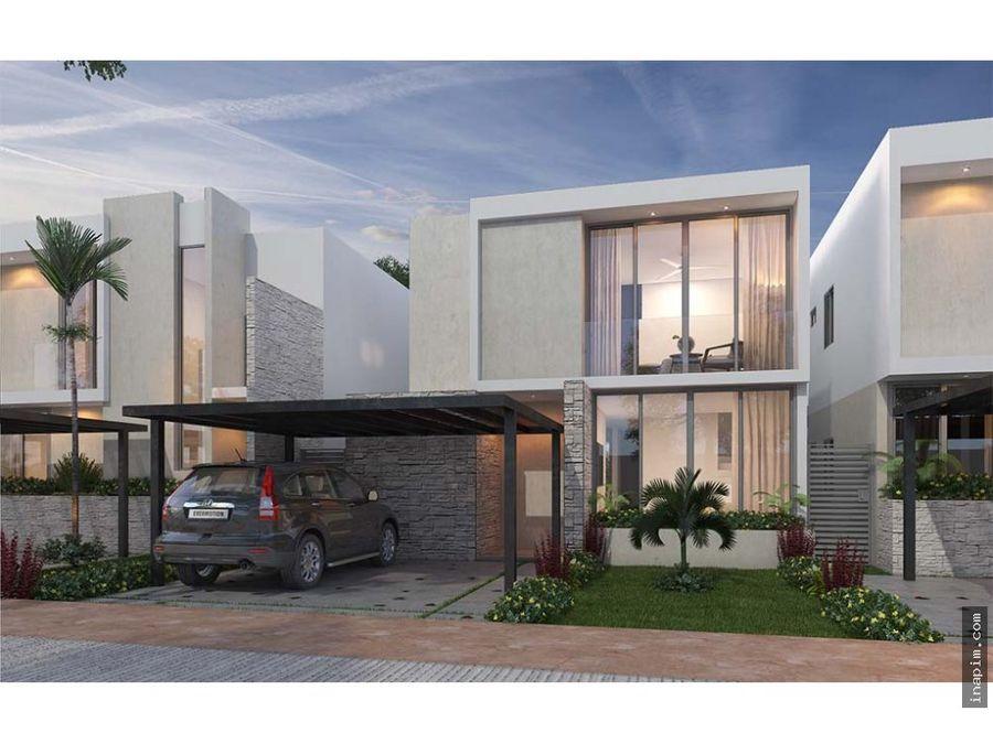 preventa casas en residencial siara merida yuc