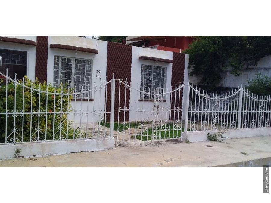 casa en venta cerca de paseo montejo