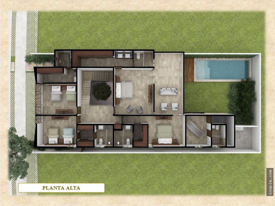 nuevas casas en residencial el origen meridayuc