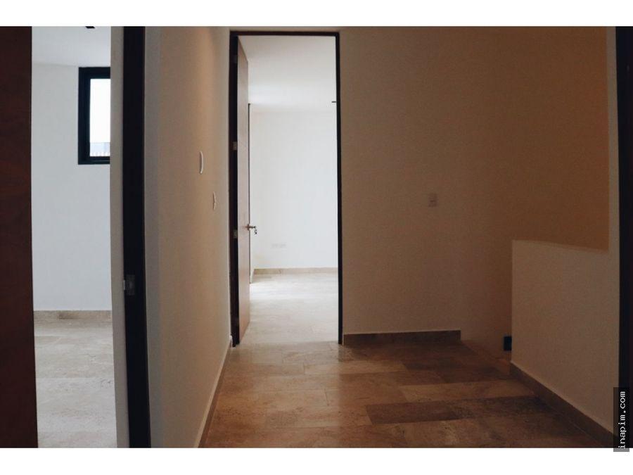 casa en venta en nortemerida