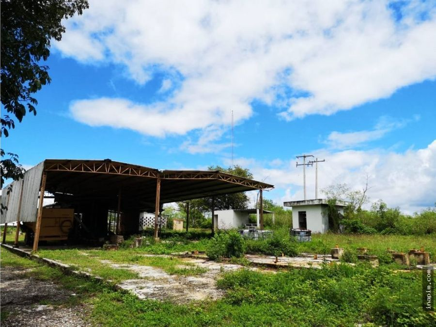 rancho en venta tekit