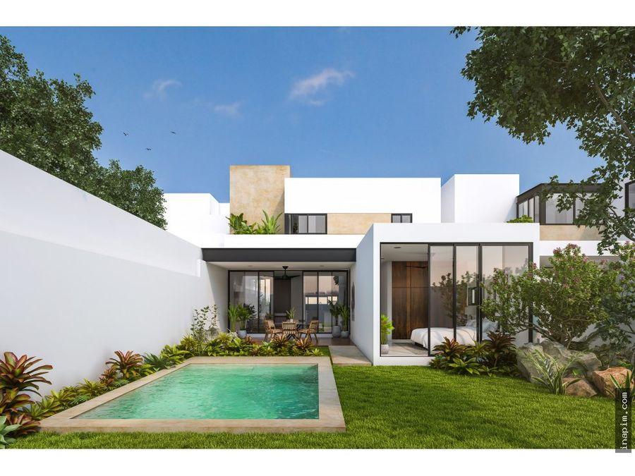 casa en privada residencial gardena