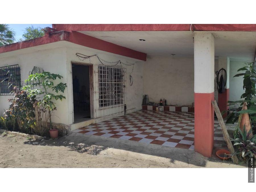 terreno en venta sobre carretera federal salida merida cancun