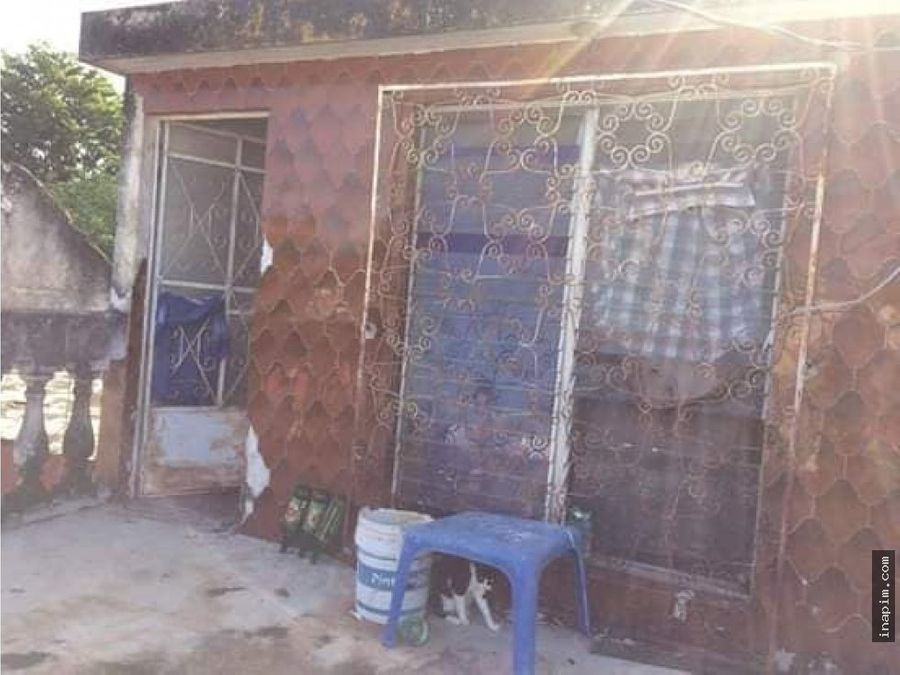 casa en venta re modelar o demoler centro