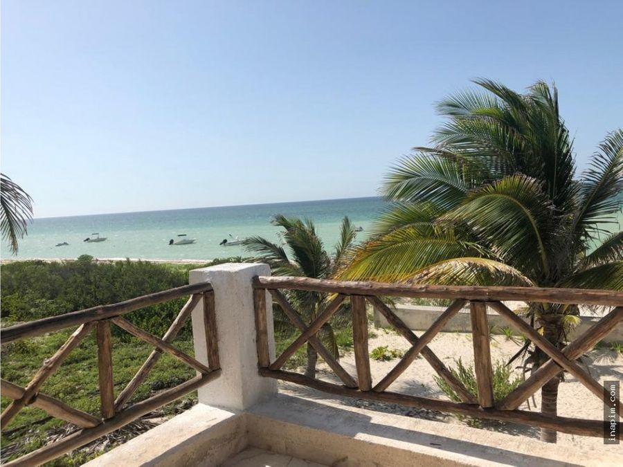 renta casa playa desde 3 dias semana mes