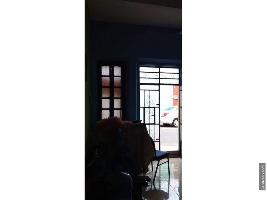 casa en renta en el centro de merida chembech