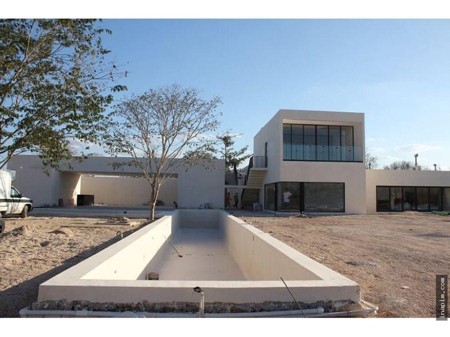 lote residencial en privada ubicada en conkal