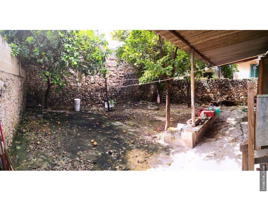 casa para remodelar las 15 letras en barrio de santiago