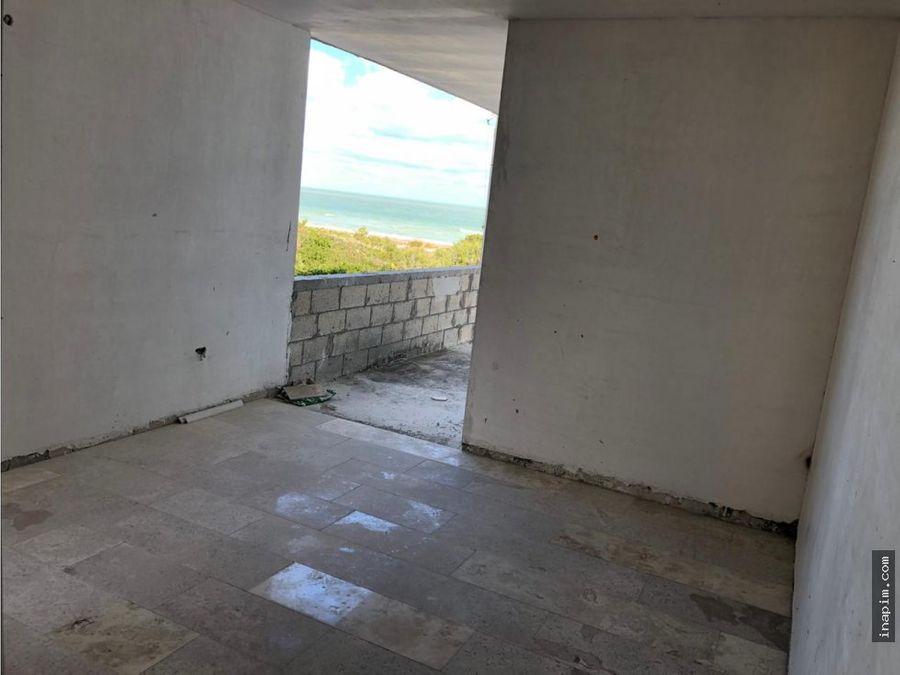 condominios frente al mar en venta