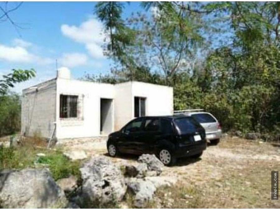 casa en venta en izamal yucatan