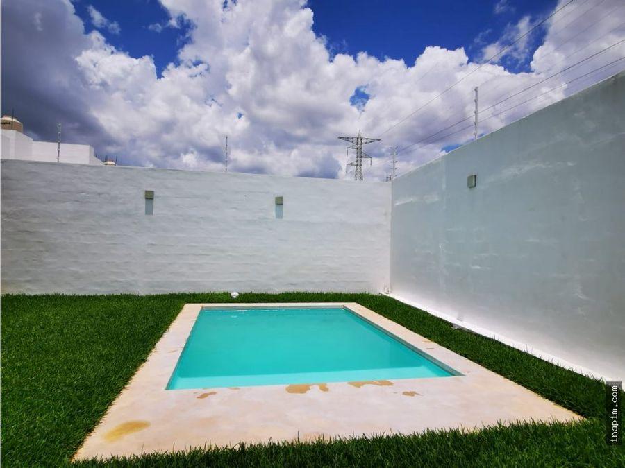 venta casa merida privada trinum 2 plantas santa gertrudis copo
