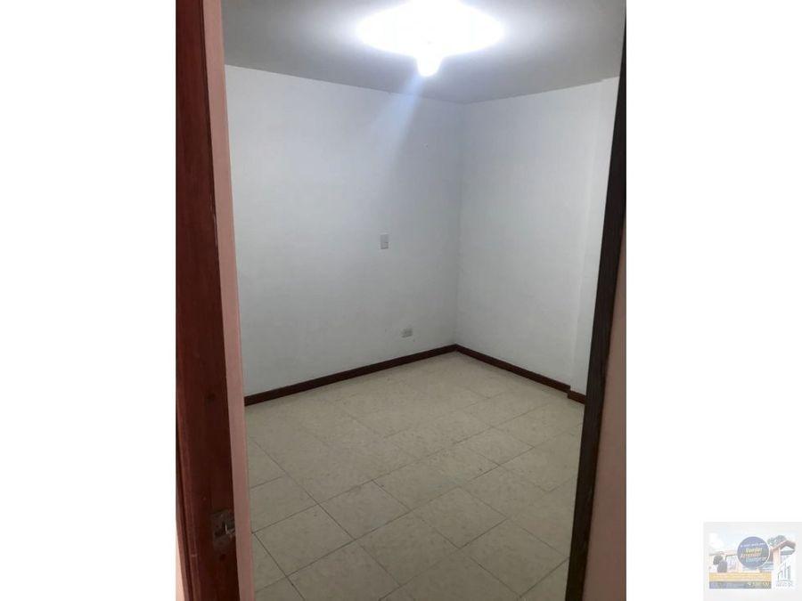 apartamento en arriendo guaduales de la paz