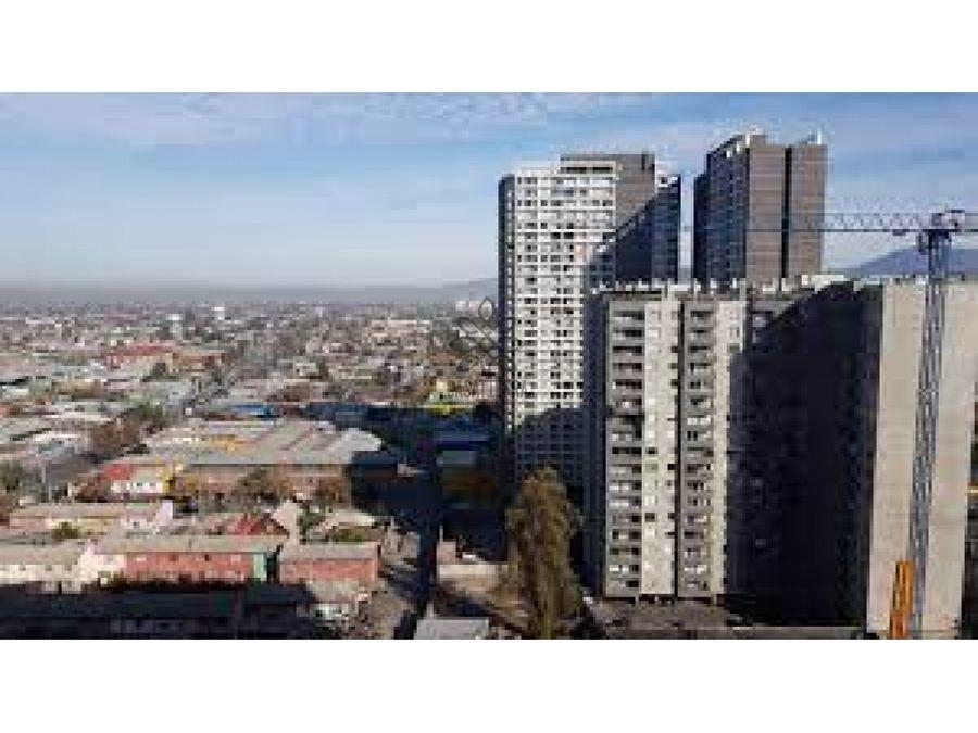 venta departamentos estacion central santiago inversion