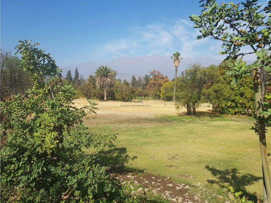 vende terreno la dehesaclub de golf la dehesa