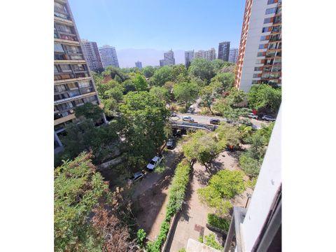 venta departamento 3d 2b parque san borja santiago