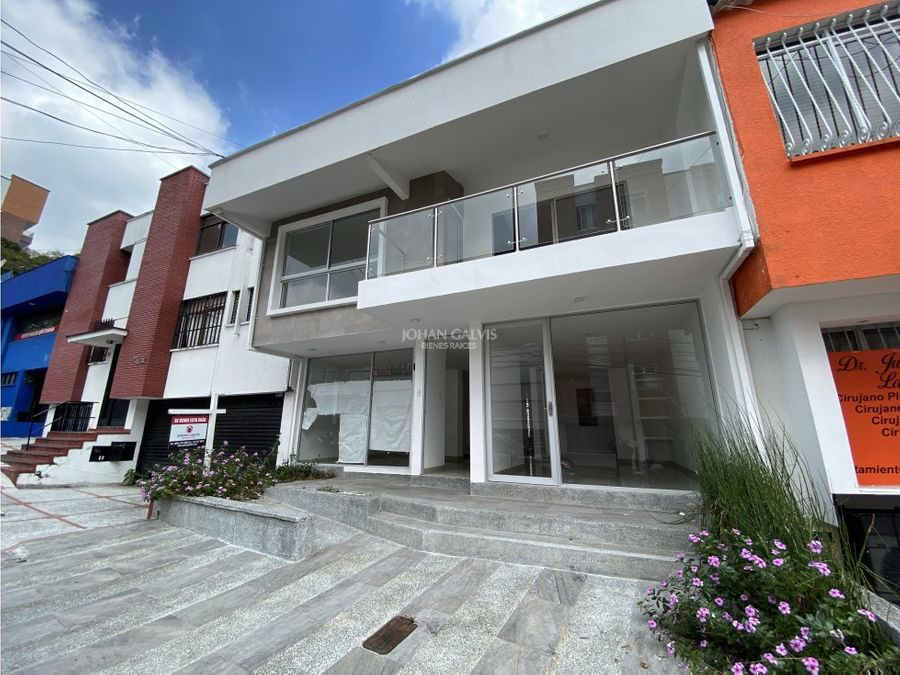 venta casa para uso comercial en armenia