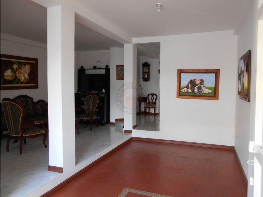 venta de casa cerca a unicentro armenia