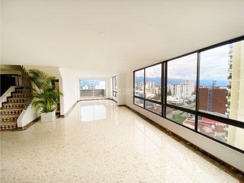 penthouse con super vista en armenia