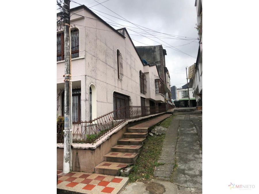 casa barrio galan armenia