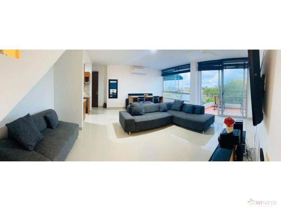 apartamento 3 alcobas 140 m2 cartagena