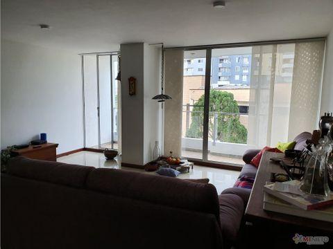 apartamento 95 m2 de 2 alcobas oasis de laureles