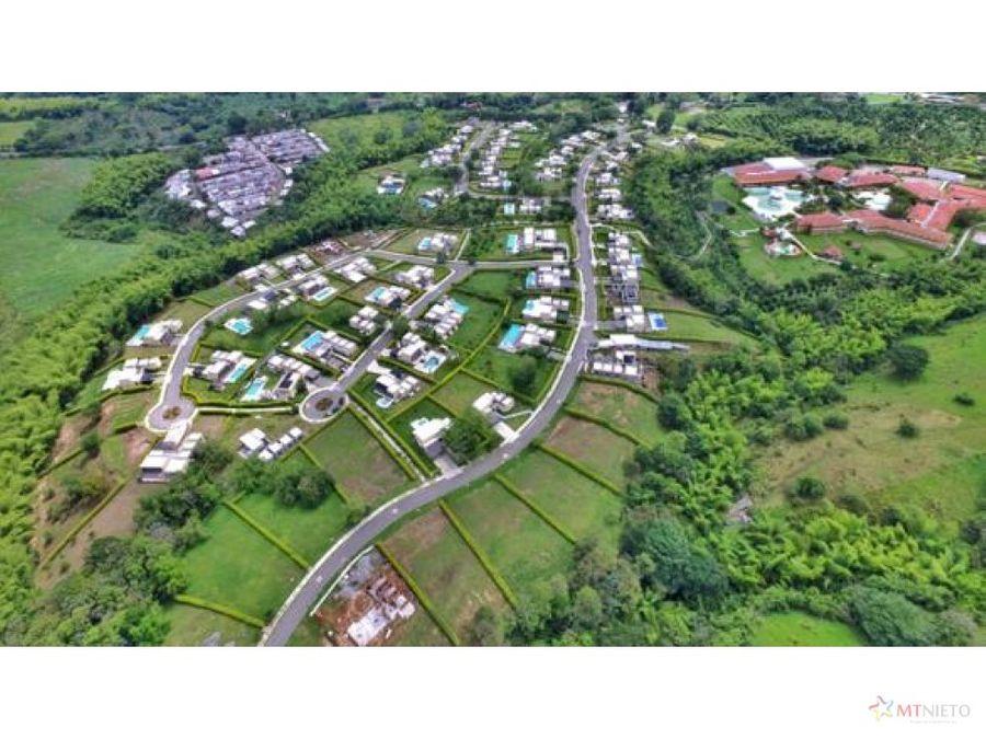 casa campestre 287 m2 lote 1256m2 condominio mocawa resort