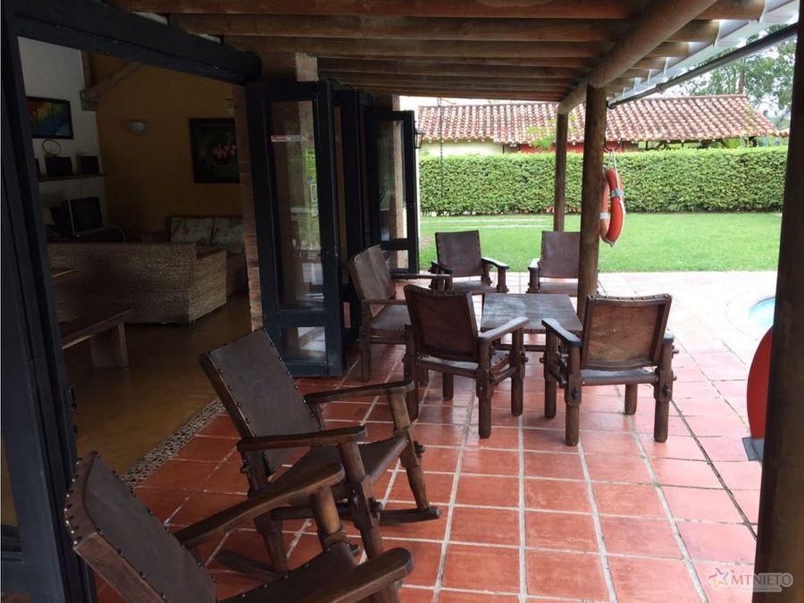 casa campestre 3 alcobas 157 m2 lote 700 m2 panaca
