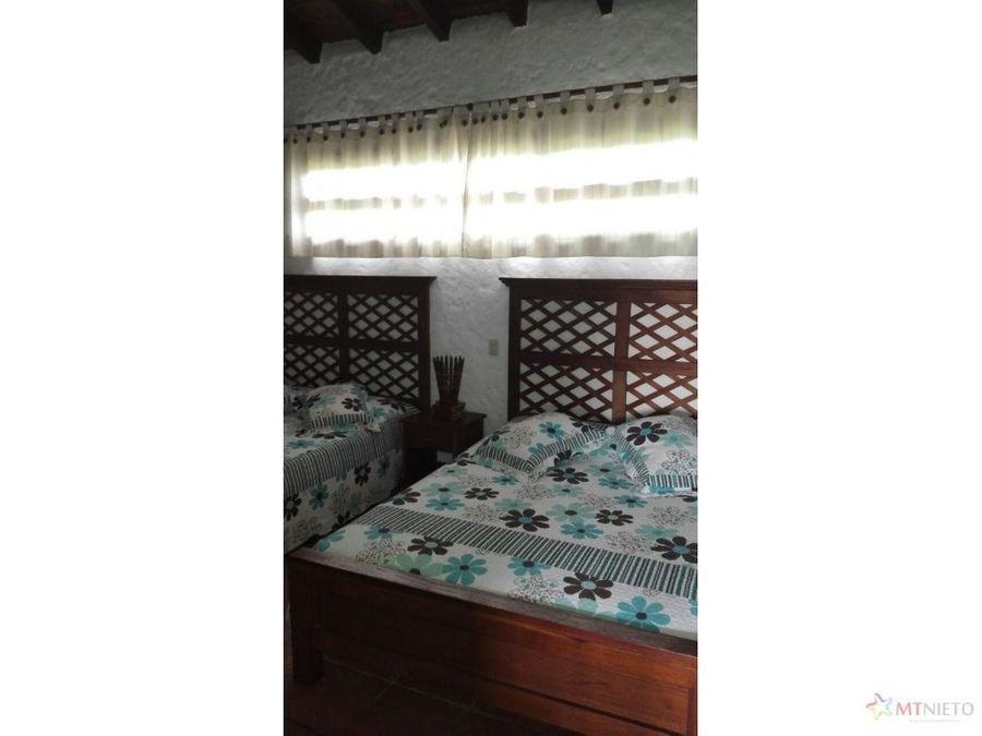 casa campestre la soledad 2241m2 montenegro