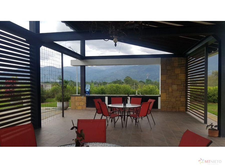 casa campestre 225 m2 via calarca la ye