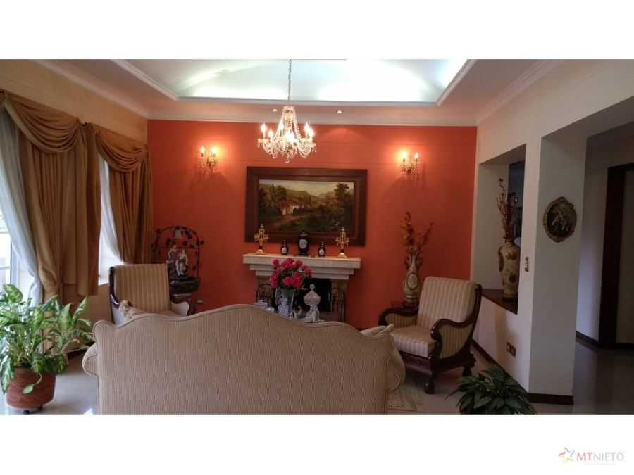 casa campestre 320 m2 lote 2360 m2 norte armenia