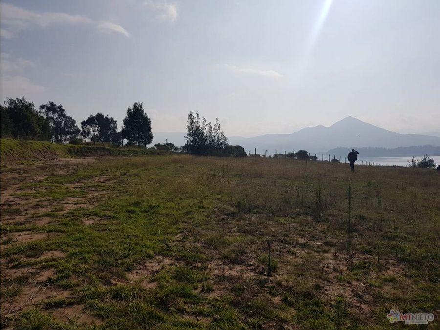 lote 12285 m2 guasca vista embalse tomine cundinamarca