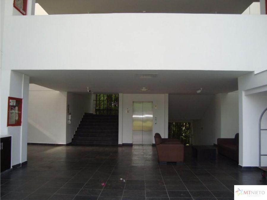 apartaestudio 50 m2 amoblado club campestre