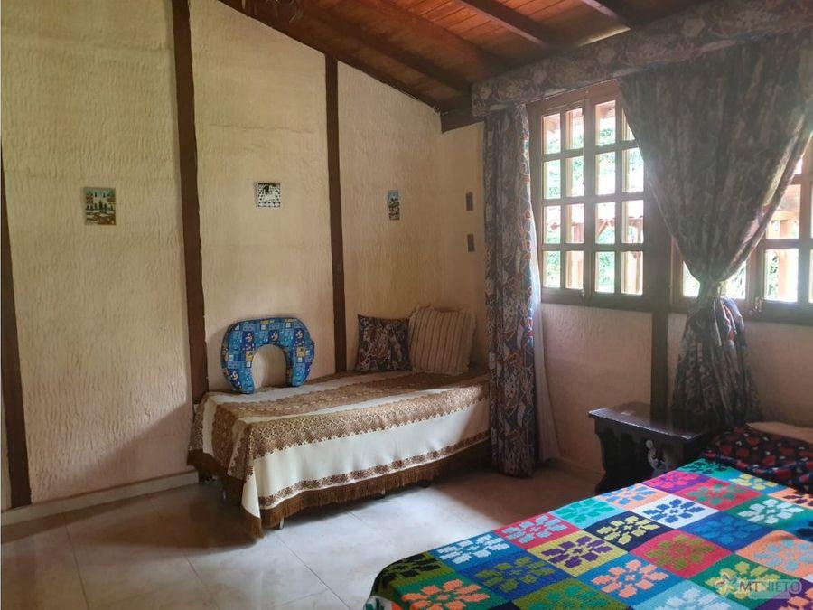 casa campestre 165 m2 lote 6020 m2 circasia