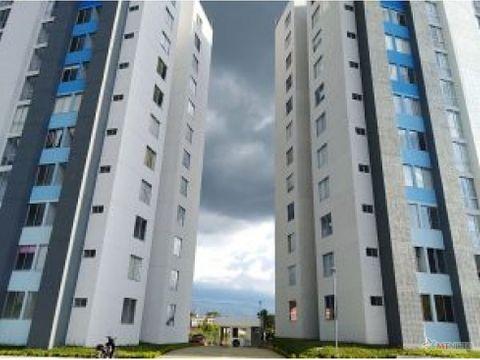 apartamento 55 m2 de 3 alcobas condominio cabo marzo