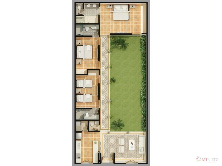 casa tipo 3 nutabe 12418 m2 558 pueblo panaca quimbaya