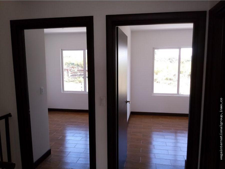 casa en condominio trapiche v 9