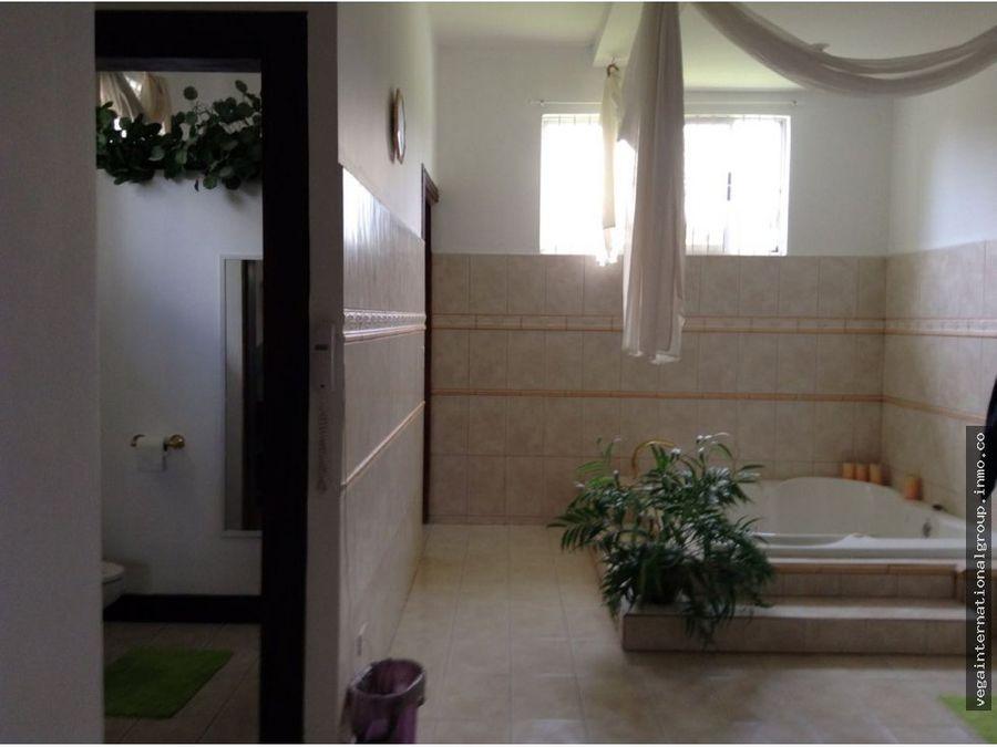 casa en pozos de santa ana