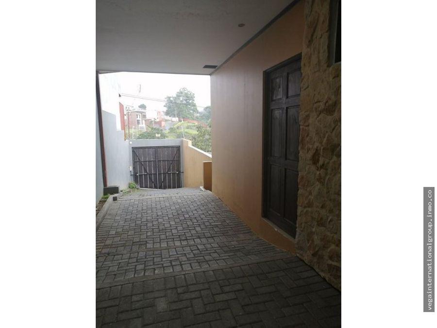 casa en condominio villa altacarmen de guadalupe