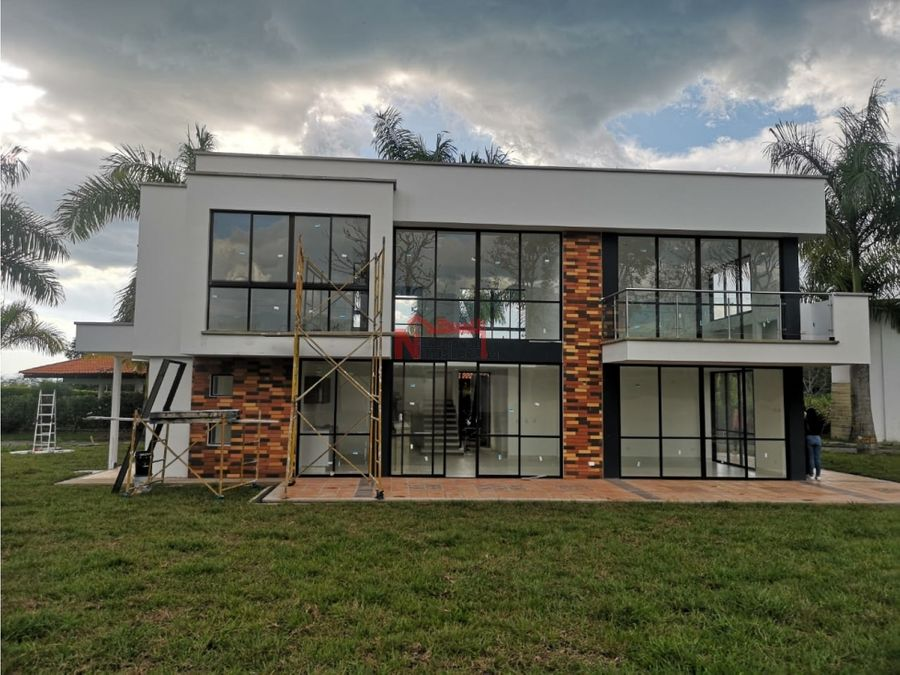 venta excelente casa campestre sector club campestre