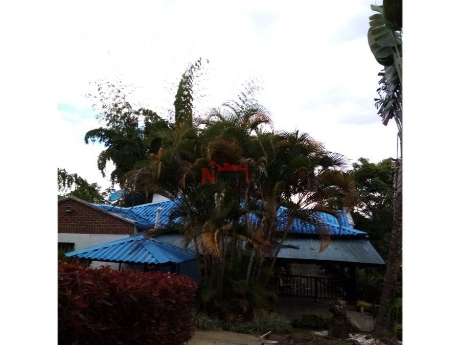 alquiler venta casa campestre pueblo tapado