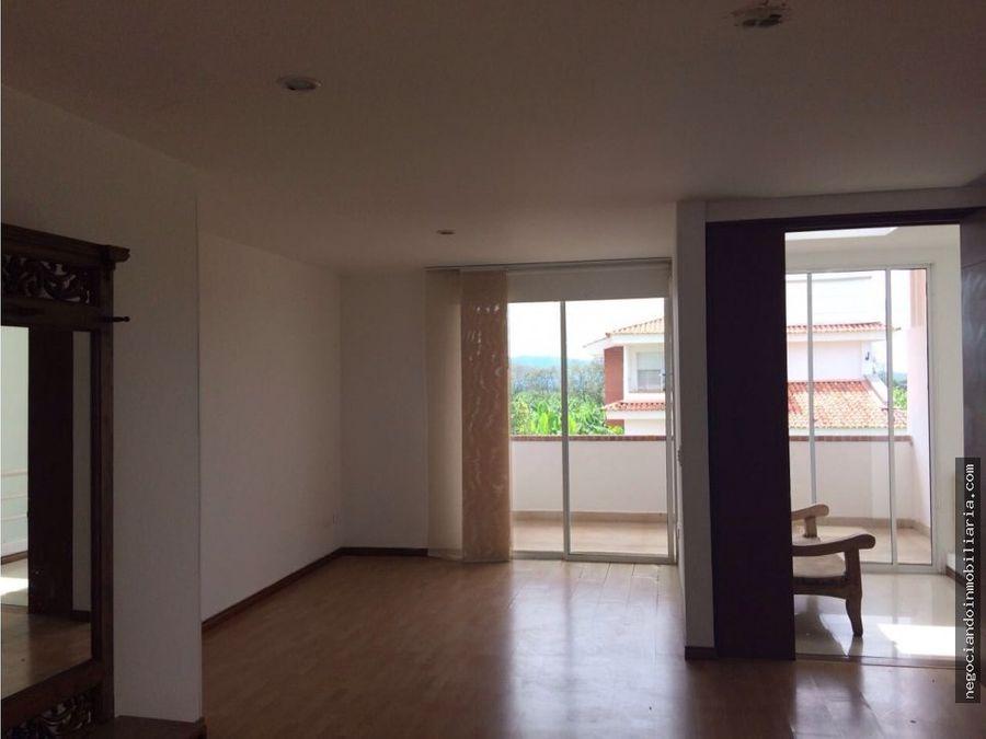 alquiler casa campestre en condominio pueblo tapao