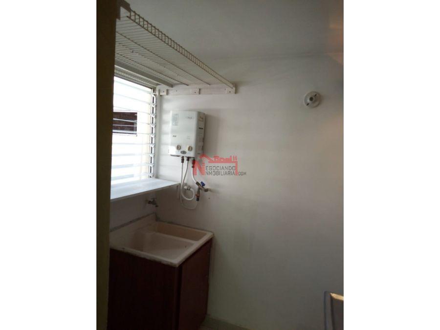 venta apartamento en condominio sector las americas