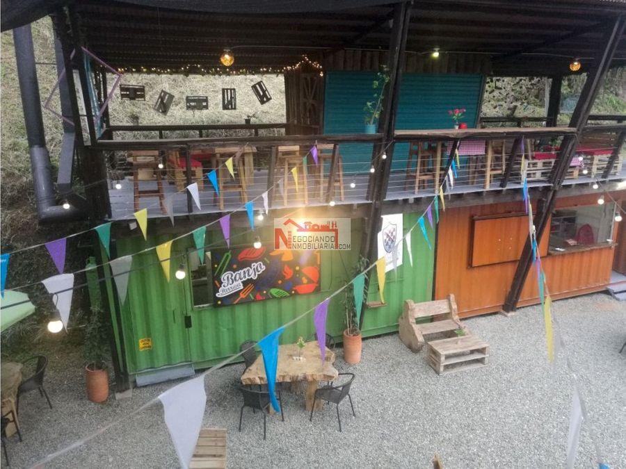 alquiler locales containers en rio verde