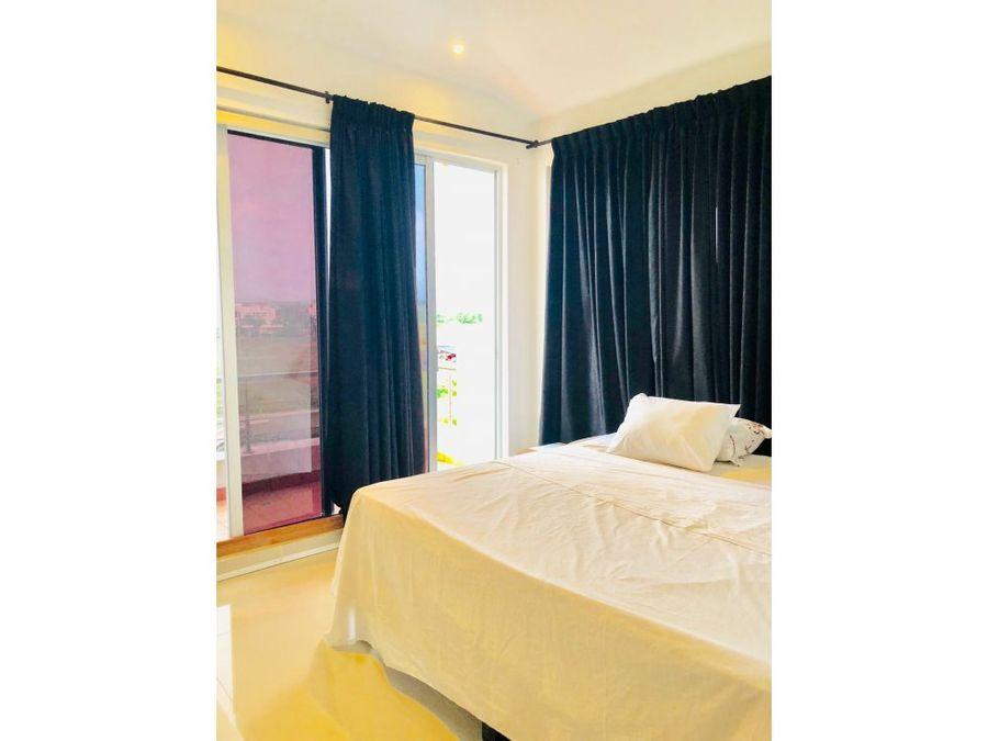 alquiler excelente apartamento turistico amoblado