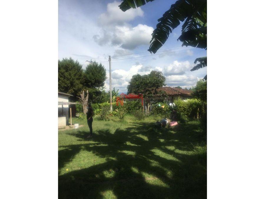 venta finca pueblo tapao sector parque del cafe 15 cuadras