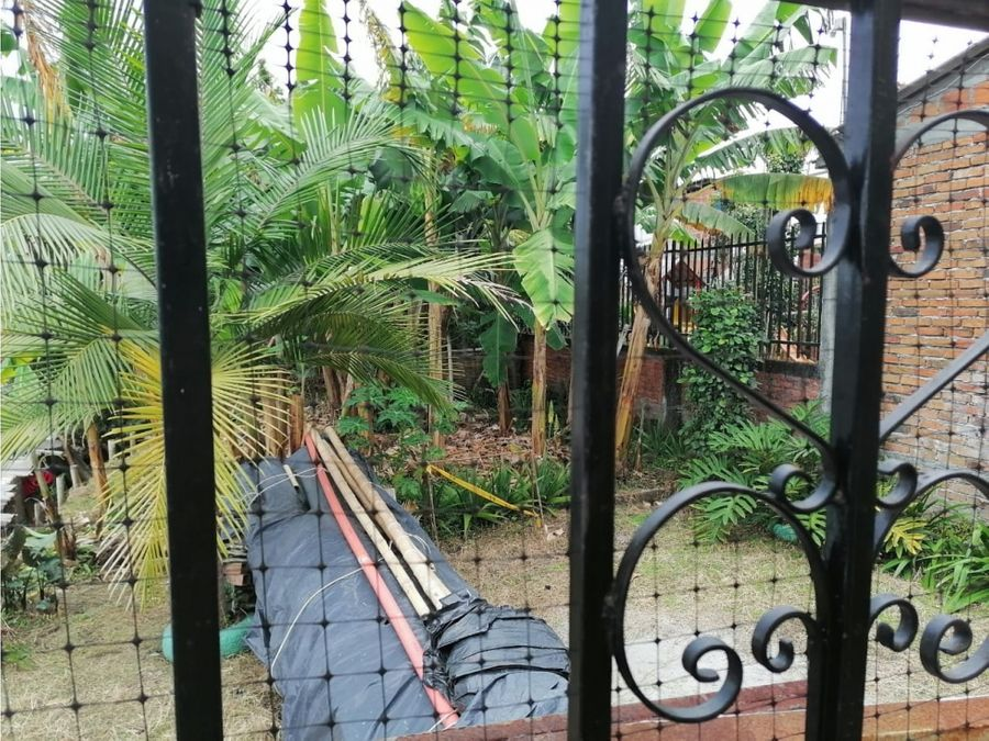 venta casa doble renta circasia sector la mercedes